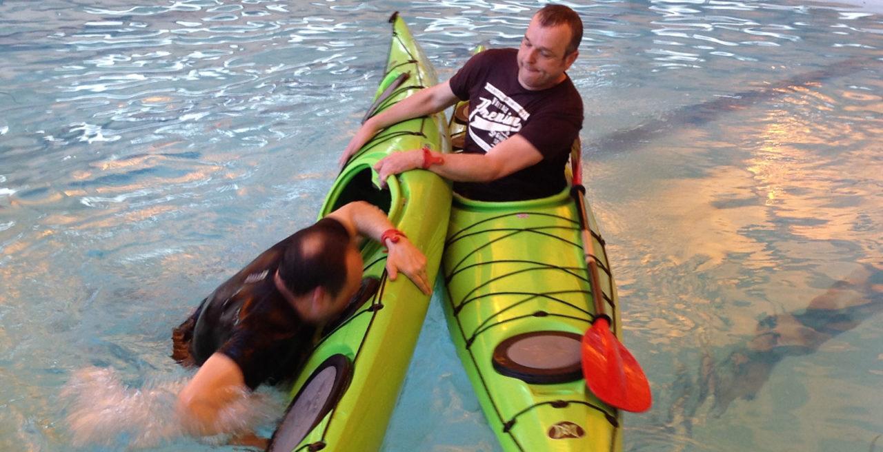 Sea Kayak Rescue technique