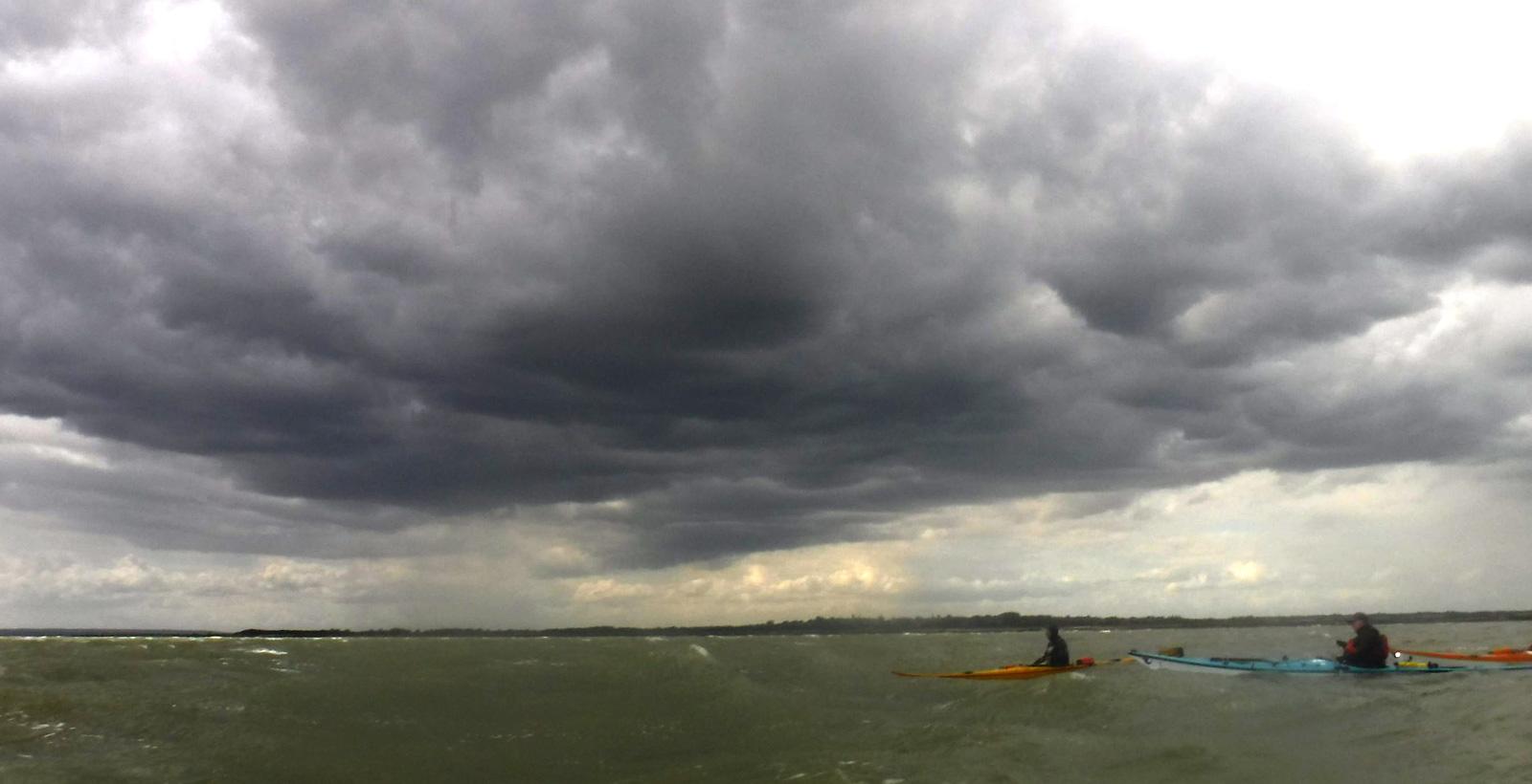 Sea Kayak Training Essex