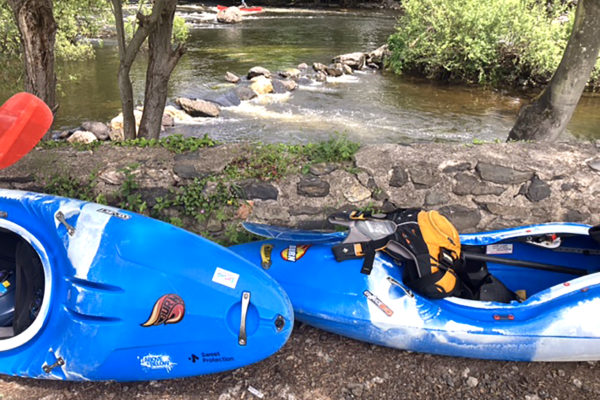 Del and Ads Kayaks